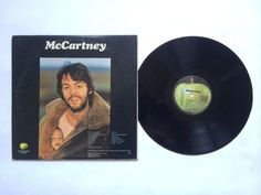 Paul McCartney - McCartney - Self Titled - Vinyl Record LP - Apple (STAO-3363)