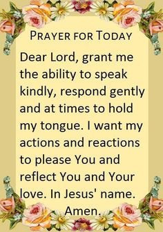 Prayer For Today Prayer Times, Prayer Scriptures, Bible Prayers, Catholic Prayers, Faith Prayer, God Prayer, Power Of Prayer, Prayer Quotes, Bible Quotes