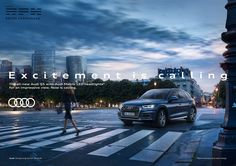 Audi with Emir Haveric on Behance