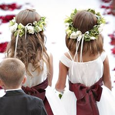 flower girl head wreaths | Recent Photos The Commons Getty Collection Galleries World Map App ...