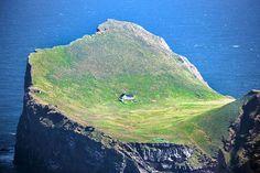 A casa ideal para quem quer se isolar do mundo   #CasaIsolada, #Jmj, #LugaresDoMundo