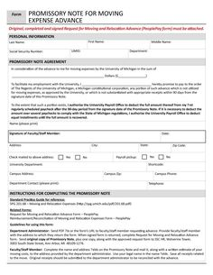 On this page we collected 45 Promissory Note Templates and examples and made it really EASY for you to build own Promissory Note! Notes Template, Templates, Promissory Note, Moving Expenses, Blank Check, Legal Forms, Names, Words, Stencils