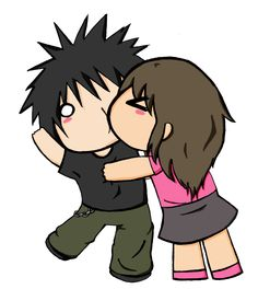 Images For > Anime Chibi Couples In Love
