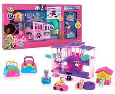 Barbie Shop, Barbie Doll Set, Barbie Toys, Toys For Girls, Kids Toys, American Girl Doll Hospital, Construction For Kids, Preschool Age, Barbie Dream House