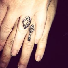 Ring Tattoos
