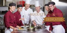 Auguste Escoffier School of Culinary Arts-online program for teachers and students-completely FREE, 10 modular based 30 minute lessons and complete a comprehensive quiz to check for understanding. There are also free webinars and recipes that can be used in lab, great for a one to one school. Lisa the high school rep issuper helpful! She will get all your students signed up and rolling in a flash! Hooray for free stuff and people that like to help teachers!!!