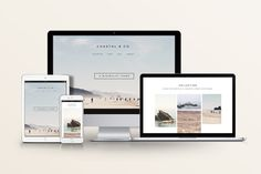 40% Off! Coastal - WordPress Theme - Portfolio - 2
