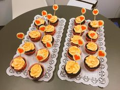 cupcakes for geek girls #djangogirls