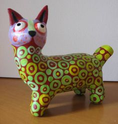 Creative cat collectible figurine