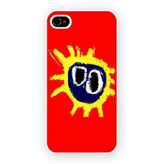 Primal Scream - Screamadelica iPhone 4 4s and iPhone 5 Case