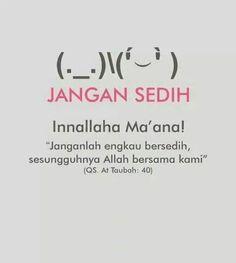 Jangan bersedih