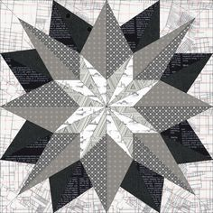 The Arcadian Star - November's Lucky Star Block of the Month