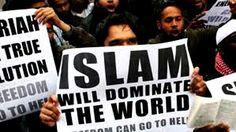Islam will dominate the world jihadi KILL ALL MUSLIMS!!