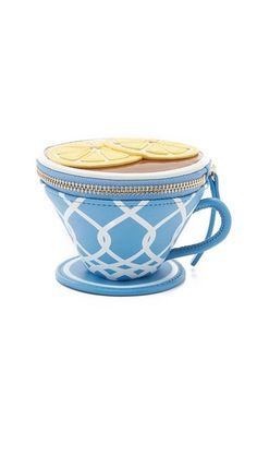 Kate Spade New York Кошелек для монет Tea Cup