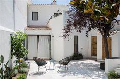 Casa Patio, Patio Roof, Attic House, Rue, Colonial, Villa, New Homes, Loft, Cottage