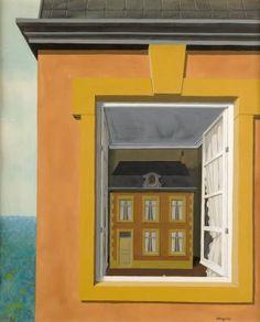 René Magritte, Eloge de la dialectique, 1936, Musée d'Ixelles, Bruxelles.