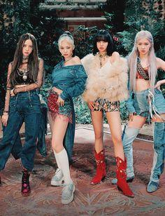 Blackpink Fashion, Korean Fashion, Kpop Girl Groups, Kpop Girls, Lisa Park, Blackpink Debut, Blackpink Video, Lisa Blackpink Wallpaper, Black Pink Kpop