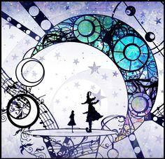"""Time is a matter of importance, then not Henry. Art Manga, Anime Art, Fantasy Landscape, Fantasy Art, Anime Galaxy, Anime Scenery, Art Reference, Amazing Art, Concept Art"