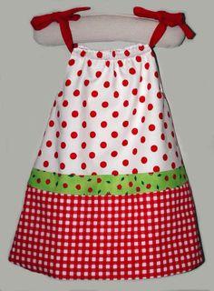 vestido de la mariquita - Buscar con Google