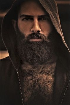 Super Hairy, Bald, and sexy men. Great Beards, Awesome Beards, Beard Styles For Men, Hair And Beard Styles, Model Tips, Oscar 2017, Epic Beard, Beard Love, Hommes Sexy