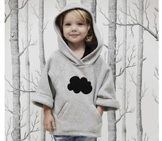 Felpa Luna Hood - Kids on the Moon,