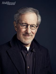 Oscars 2013: 16 Icons Come Together for THR's Oscar Issue: Steven Spielberg