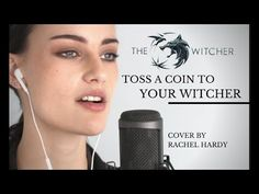 """""""Toss A Coin To Your Witcher"""" Female Cover by Rachel Hardy - The Witcher Series The Witcher, Tossed, Fun To Be One, Music Bands, Music Is Life, Youtubers, Netflix, Coins, How Are You Feeling"""
