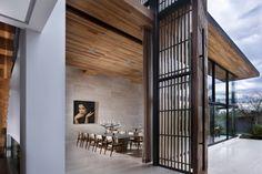 Casa de la Luz is a private residential project by Mexican architectural studio, C Cubica Arquitectos.