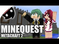 Minequest 08 - Especial de San Valentin - YouTube