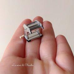 Miniature Pasta Machine♡ ♡ By Le Mini di Claudia