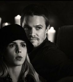 #Arrow #Olicity don they look cool ?????
