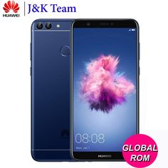 Huawei P Smart Phone PSmart Global Firmware Enjoy LTE Smartphone Twincamera Full View Screen Octa Core Android Natural Disasters, Mobile Phones, Core, Electronics Gadgets, Tech Gadgets, Smartphone, Android, Free Shipping, Iphone