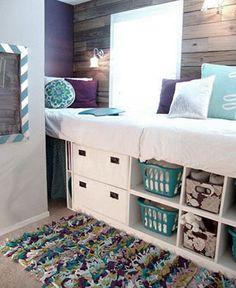 kamar anak warna permen