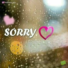 "Are you in search for a way to express your most sincere apologies to someone? If you are longing to seek forgiveness, check out these ""I'm sorry"" quotes. Cute Love Quotes, Love Quotes For Her, Romantic Love Quotes, Sorry Images, Love You Images, Im Sorry Quotes, Sad Quotes, Amor Quotes, Quotes Inspirational"