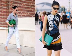 Every fashionista needs a bright bag to elevate her look!