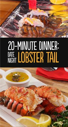 Watch how easy it is to make baked lobster tails in just 20 minutes! H‑E‑B cold water lobster tails, renowned for their sweet, tender meat, are perfect for a romantic dinner for two, a weeknight dinner, or even hot off the grill.