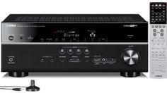 Yamaha RX-V675 VS Onkyo TX NR - Network AV Receiver Review