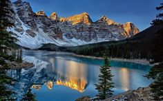 Beautiful-scenery-wallpapers-of-Canada-Banff-National-Park-(1920x1200) : wallpapers