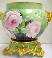 antique limoges porcelain