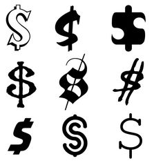 Despite its historical importance and ubiquitous usage, the original meaning of the United States dollar sign ($ or) remains a subject of debate. Various competing theories exist to explain the origin of this symbol, some tracingits lineage to long before the Revolutionary War. According tothe Oxford English Dictionary, the symbol as we now know it