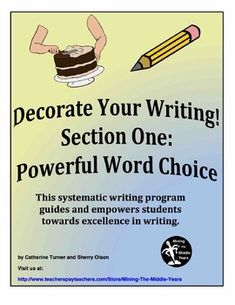 Descriptive Writing uses effective language. This writing package (Section One) deals with the impact of language. This scaffold approach to Writing helps students create vivid images by painting their text with powerful words. This writing unit helps guide the student writer through the process o...
