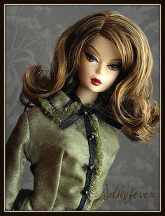 Je Ne Se Quoi   Restyled Je Ne Se Quoi Silkstone Barbie from…   Flickr
