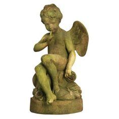 Cupid Garden Outdoor Statue