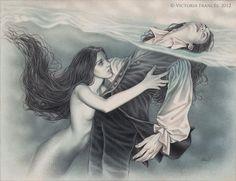 art by  Victoria Francés