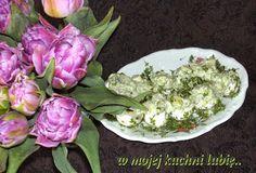 W Mojej Kuchni Lubię..: jajka z rzeżuchą...