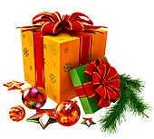 christmas Tree with presents clip art - Google Search