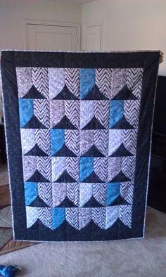 5 minute block quilt.