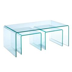 I pinned this Magnussen 3 Piece Lumeno Nesting Table Set from the Dec-A-Porter event at Joss and Main!