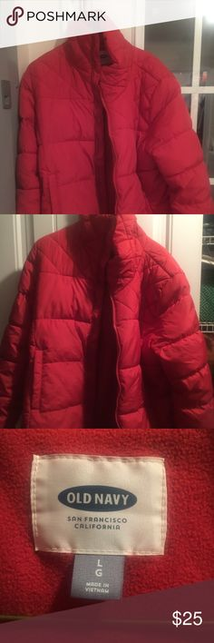 Old Navy frost free jacket Like new, only worn twice. No stains or tears. Old Navy Jackets & Coats Puffers