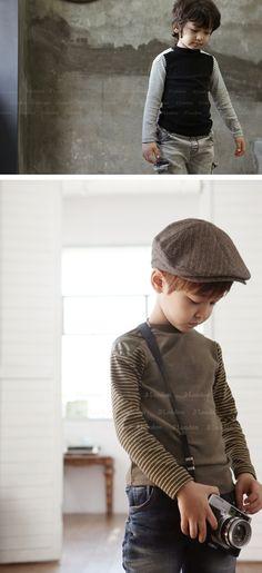 매일 매일 신상품 업뎃과 함께 많은 종류의 상품을 신데렐라아동복에서 만나세요~ :::: kids boy suspenders hat newsboy cap adorable clothes